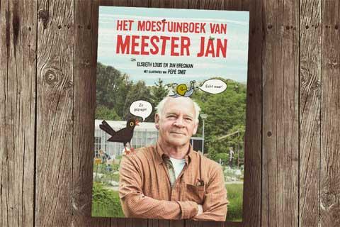 Het moestuinboek meester Jan