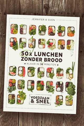 lunchen zonder brood